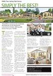Park Homes Magazine Article on Ashby Woulds Residential